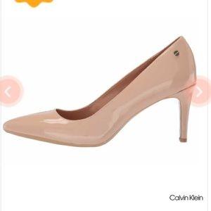 Calvin Klein Nilly Nude Pumps